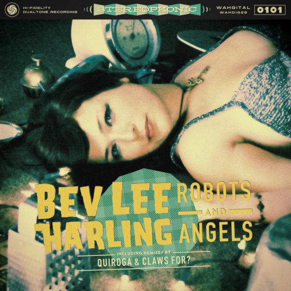 Bev Lee Harling Robots And Angels